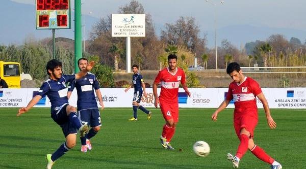 Ptt 1. Lig Karmasi – Gaziantep Büyükşehir Belediyespor: 2-0