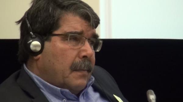 Pyd Eş Başkani Salih Müslim: Özerklik Değil Kurucu Meclis