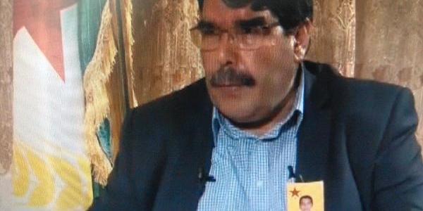 Pyd Lideri Salih Müslim: Irak'a Girmemi Barzani'nin Polit Bürosu Yasakladi