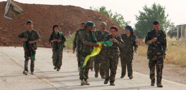PYD'nin Kobani tezgahı ortaya çıktı!