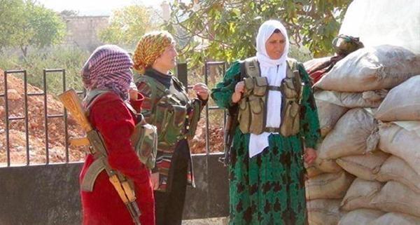 Pyd: Suriye'de Yeterli Silahli Gücümüz Var