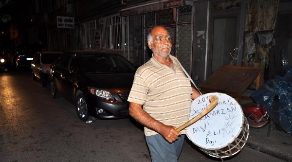 Ramazan Davulcuları Mesaiye Başladı
