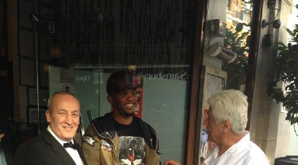 Ramires'den Sonra Eto'o Da Döner Kebaba Merak Saldı