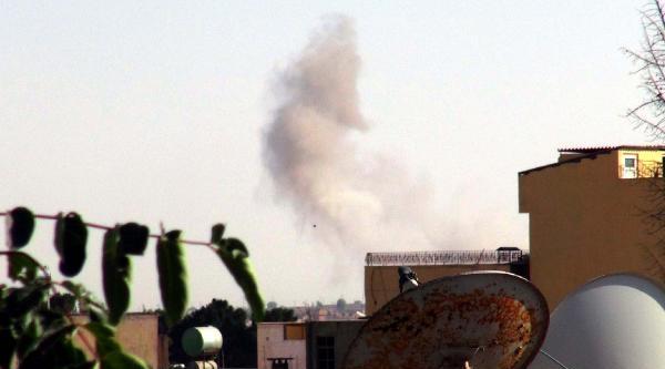 Rasulayn'da Işid, Bomba Yüklü Araçla Pyd'ye Saldırdı