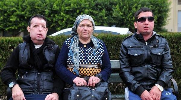 Recep Kaya, Türkiye'nin 7'nci Yüz Nakli Için Antalya'ya Geldi (3)
