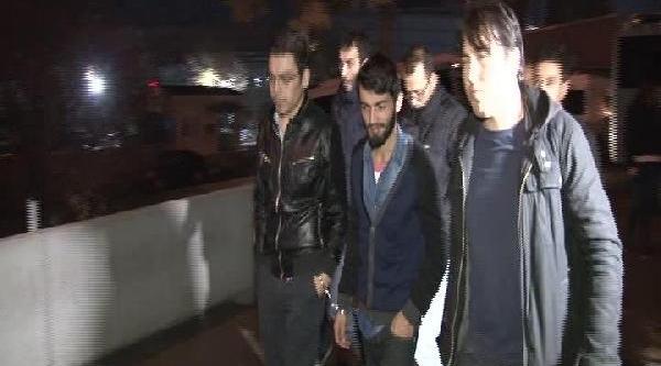Redhack Gözaltilari Ankara'ya Getirildi