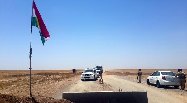 Rehineler İçin Erbil'den Zırhlı Araçlar Gönderildi (2)