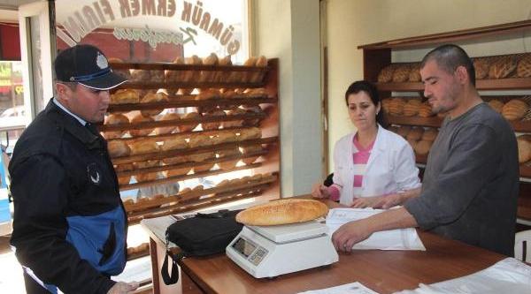 Rekabet, Edremit'te Ekmek Fiyatini Düşürdü
