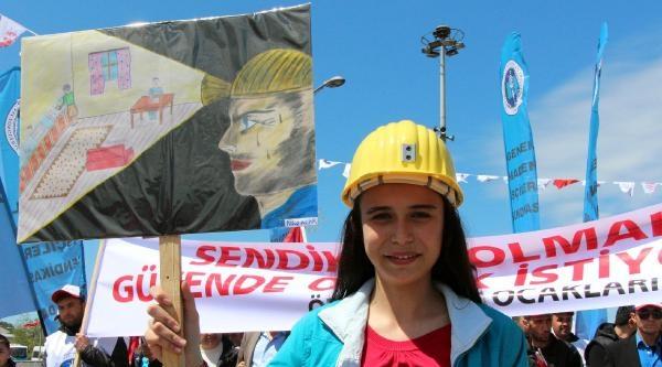 Rekor Kıran Madenci Resminin Hikayesini Anlattı