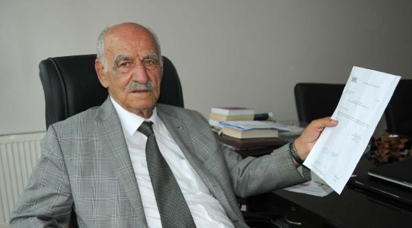 Rektör Ve Yardımcıları Hakkında Açtığı 20 Bin Tl'lik Tazminat Davasını Kazandı