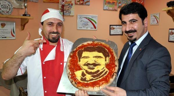 Resimli Pizzalar İlgi Çekiyor