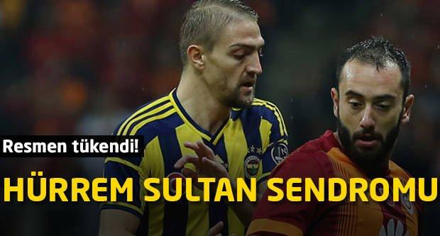 Resmen tükendi!  'Hürrem Sultan' sendromu...