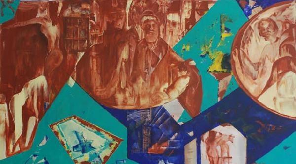Ressam Fevzi Yavuz, Foça'ya Sanat Evi Kazandırdı