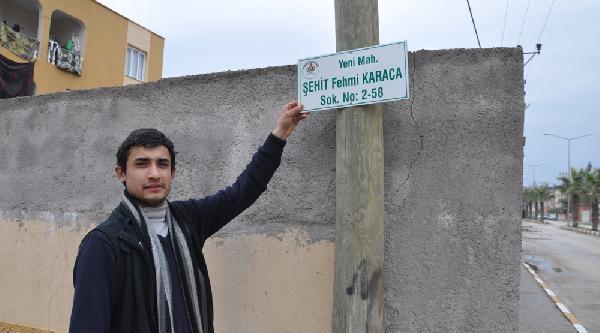 Reyhanli Ve Cilvegözü Patlamasinda Ölenlerin Isimleri Sokaklara Verildi