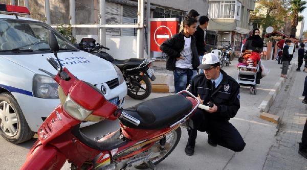 Reyhanli'da 75 Kazadan 71'i Motosikletle