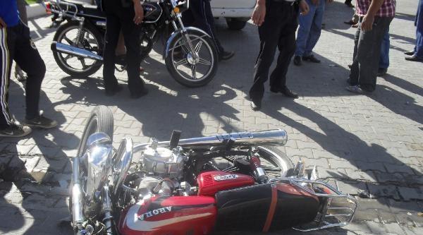 Reyhanlı'da Kazaların Yüzde 78'ini Motosikletliler Yaptı
