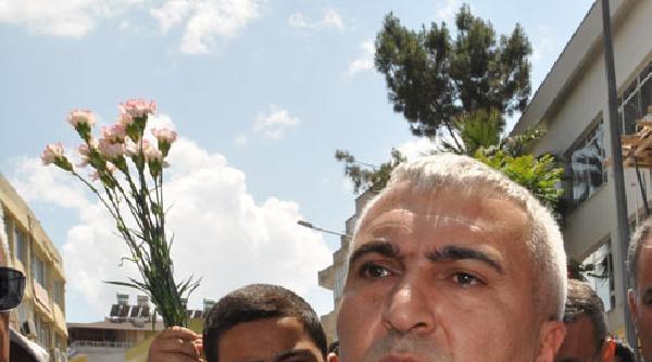 Reyhanlı'da Ölen 52 Kişi Anıldı, Şehitler Anıtı Açıldı (3)