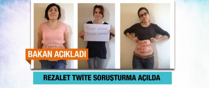 Rezalet Tiwite Soruşturma Açıldı!