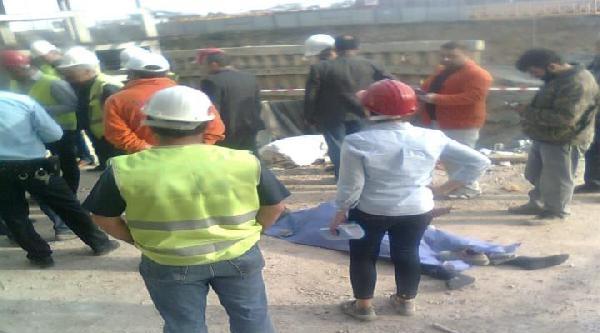 Rezidans İnşaatinda 7. Kattan Düşen İşçi Hayatını Kaybetti
