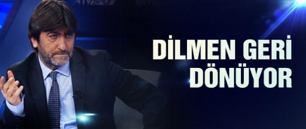 Rıdvan Dilmen geri dönüyor!