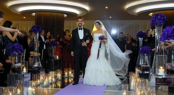 Riza Çalimbay Kizini Evlendirdi
