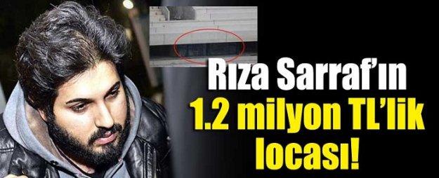 Rıza Sarraf 50 numaralı locayı 1.2 milyon TL'ye aldı