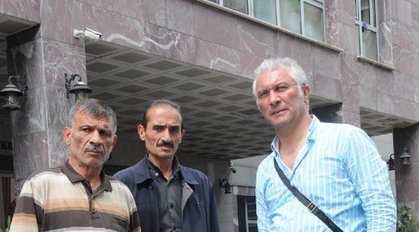 Rize'de Bir Çevreci Daha Çevre Gününü Adliye'de Geçirdi