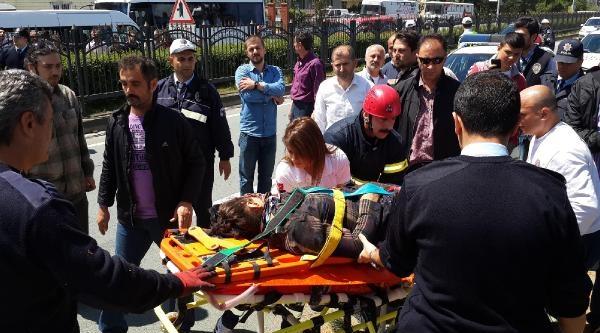 Rize'de Düğün Konvoyunda Kaza: 2 Ölü, 2 Yaralı (fotoğraflar)