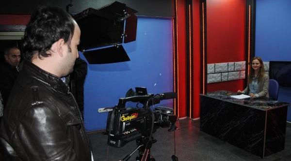 Rize'de Lazca Televizyon Kanali Yayinda