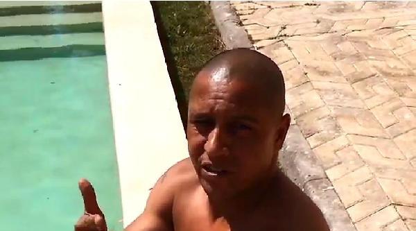 Roberto Carlos'tan Als Hastalarına Destek