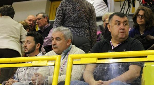 Rochcevelli Le Cannet-Bursa Büyükşehir Belediyespor: Cev Challenge Cup Rövanşi  Fotoğraflar
