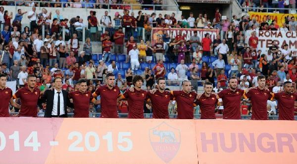Roma - Fenerbahçe Maçından Ek Fotoğraflar