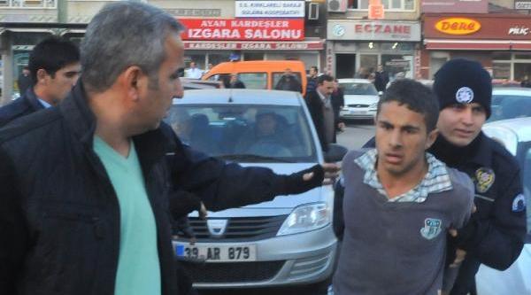 Roman Vatandaşlara Yikim Gözaltisi