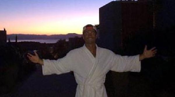 Ronaldo Ve İrina Shayk Ege'nin Tadını Çikartiyor