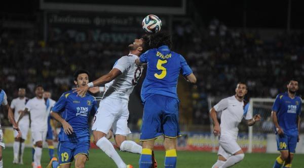 Rostov - Trabzonspor Maçı Ek Fotoğrafları