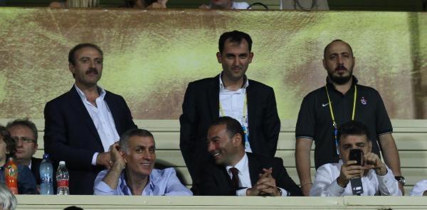 Rostov - Trabzonspor Maçı Fotoğrafları