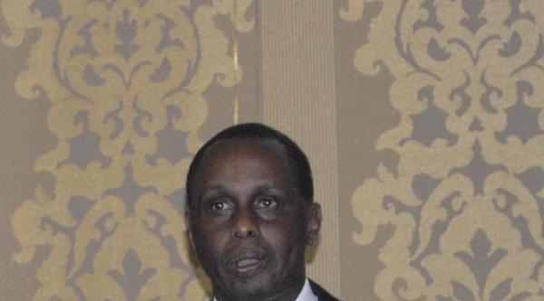 Ruanda'nın 20. Kuruluş Yıldönümü Resepsiyonu