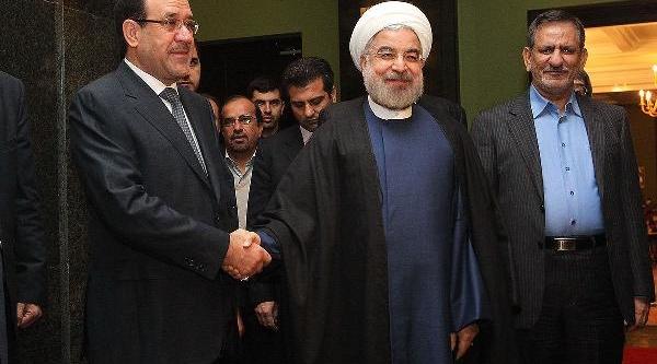 Ruhani: Suriyeliler'in Taleplerini Savunmak Iran Ve Irak'in Ortak Görevi