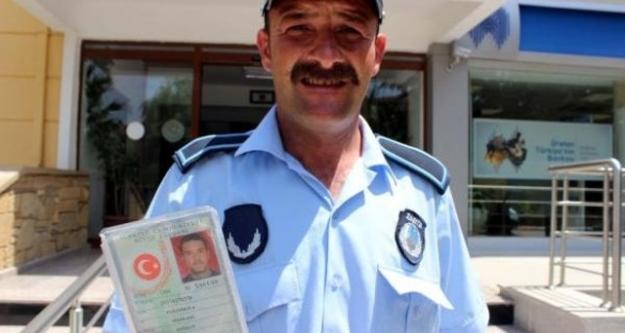 Rum asıllı Türk vatandaşı Niko zabıta oldu