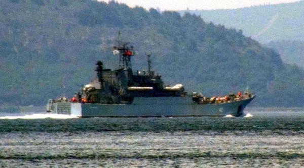 Rus Savaş Gemileri Karadeniz'e Dönüyor