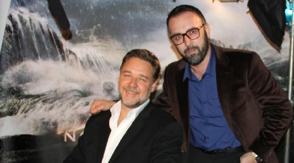 """Russell Crowe (twıtter'a Erişim Engeli): Bence Çok İyi Bir Fikir Değil... Twıtter Gibi Sosyal Medyalar Suistimal Da Edilmemeli"""""""