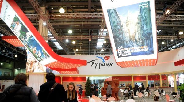 Rusya Ve Türkiye Turizm İşbirliğini 2016'ya Kadar Devam Ettirmek İçin Anlaşma İmzaladi