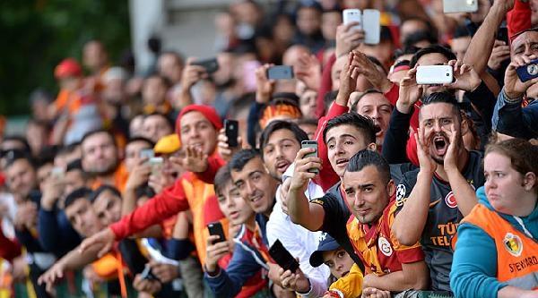 Rws Bruxelles - Galatasaray: 0 - 1