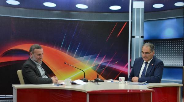 Saadet'li Belediye Başkan Adayı Canlı Yayında Ağladı