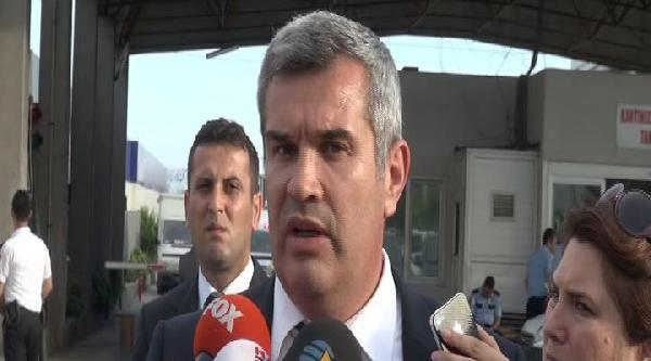 Saadettin Doğan'ın Cenazesi Türkiye'ye Getirildi (2)
