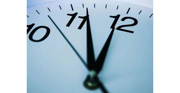 Saatlerinizi İleri Almayı Unutmayın