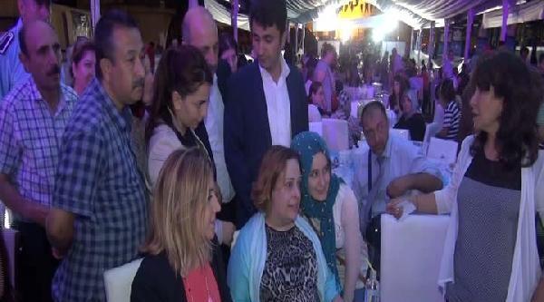 Sabancı Ailesi Beşiktaş'ta İftar Verdi