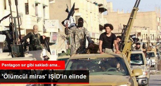Saddam'ın Kimyasal Silah Depoları IŞİD'in Elinde
