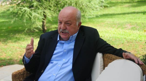 Sadri Şener: Trabzonspor İtibarsizlaştirildi