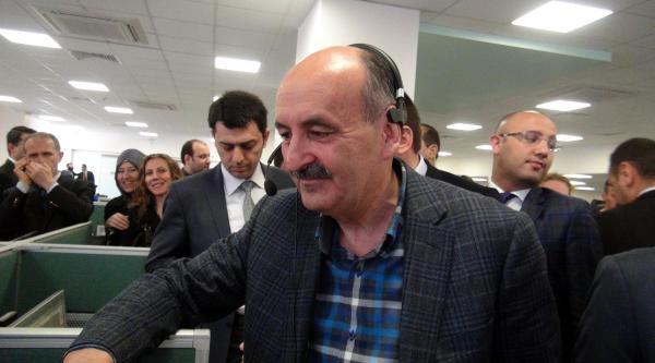 Sağlık Bakanı Çağri Merkezine Telefonla Ulaşıp Randevu Alamadı